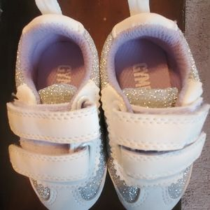 Baby glitter shoes